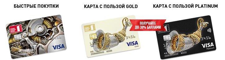 кредитная карта банк хоум кредит